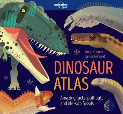 Dinosaur Atlas - Lonely Planet Kids