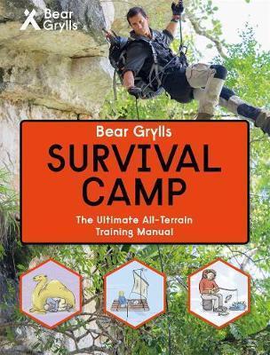 Bear Grylls World Adventure Survival Camp - Bear Grylls