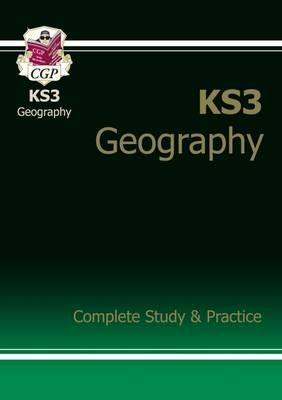 KS3 Geography Complete Study & Practice - CGP Books