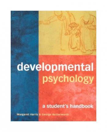 Developmental Psychology: A Student's Handbook - Margaret Harris