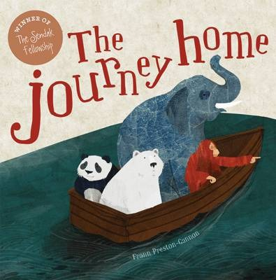 The Journey Home - Frann Preston-Gannon