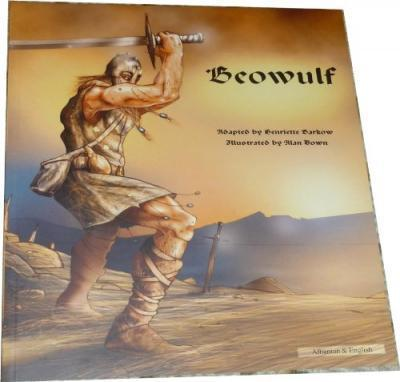 Beowulf in Tamil and English: An Anglo-Saxon Epic - Henriette Barkow