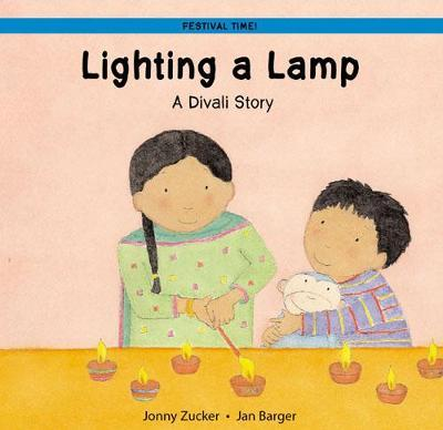 Lighting a Lamp: A Divali Story - Jonny Zucker