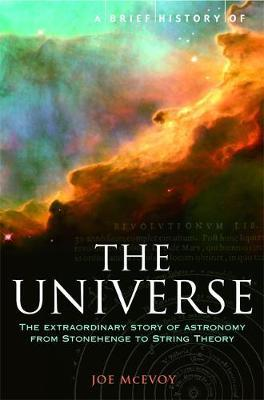 A Brief History of the Universe: From Ancient Babylon to the Big Bang - J. P. McEvoy