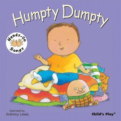 Humpty Dumpty: BSL (British Sign Language) - Anthony Lewis