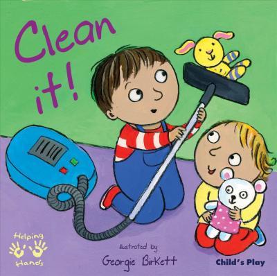 Clean It! - Georgie Birkett
