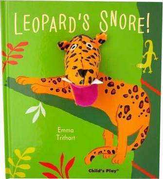 Leopard's Snore - Emma Trithart