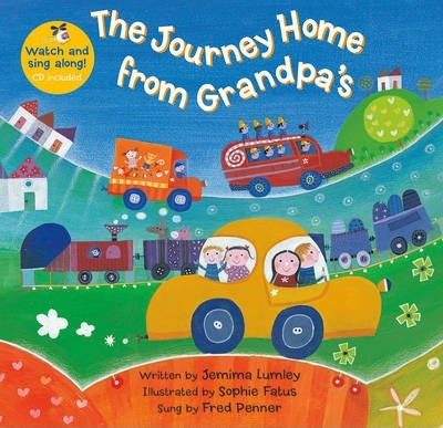 The Journey Home from Grandpa's - Jemima Lumley
