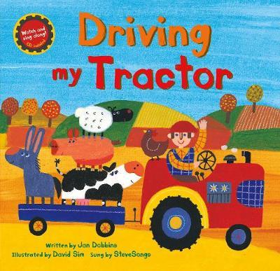 Driving My Tractor - Jan Dobbins