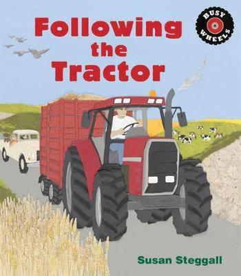 Following the Tractor - Susan Steggall