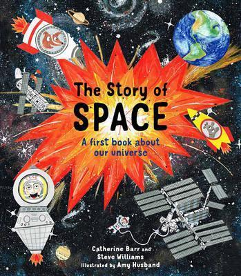 The Story of Space - Catherine Barr