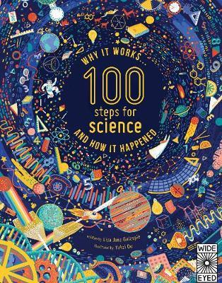 100 Steps for Science: Why it works and how it happened - Lisa Jane Gillespie