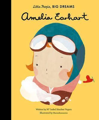 Amelia Earhart - Isabel Sanchez Vegara