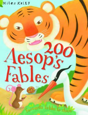 200 Aesop's Fables - Belinda Gallagher