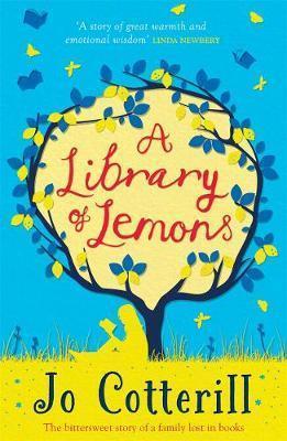 A Library of Lemons - Jo Cotterill