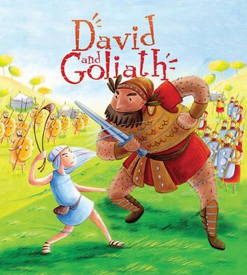David and Goliath (My First Bible Stories) - Katherine Sully