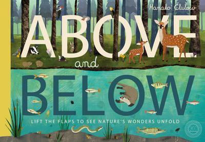 Above and Below - Hanako Clulow