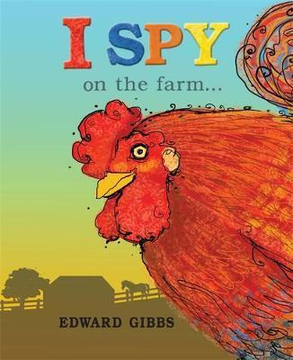I Spy on the Farm - Edward Gibbs