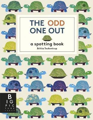 The Odd One Out - Britta Teckentrup