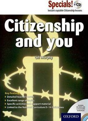 Secondary Specials! +CD: PSHE - Citizenship & You - Gill Murphy