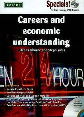 Secondary Specials! +CD: PSHE - Careers and Economic Understanding - Eileen Osborne