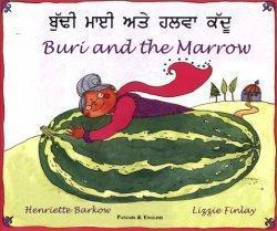 Buri and the Marrow in Panjabi and English - Henriette Barkow