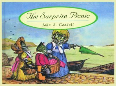 The Surprise Picnic - John S. Goodall