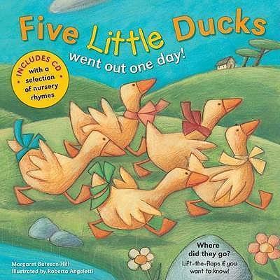 Five Little Ducks - Margaret Bateson-Hill