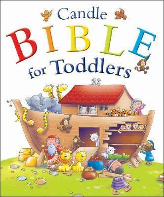 Candle Bible for Toddlers - Juliet David