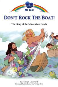 Don't Rock the Boat - Marilyn Lashbrook