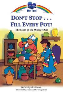 Don't Stop...Fill Every Pot! - Marilyn Lashbrook