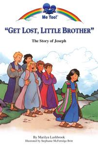 Get Lost Little Brother - Marilyn Lashbrook