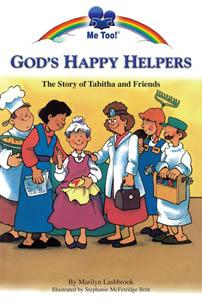 God's Happy Helpers - Marilyn Lashbrook