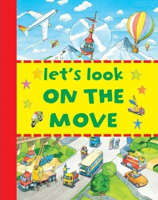 Let's Look - on the Move - Clive Spong