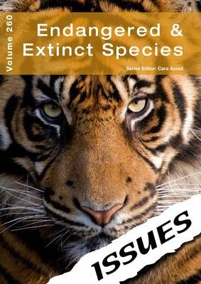 Endangered & Extinct Species - Cara Acred