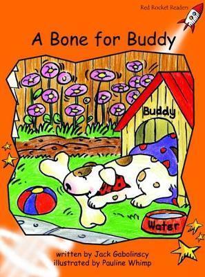 A Bone for Buddy - Jack Gabolinscy