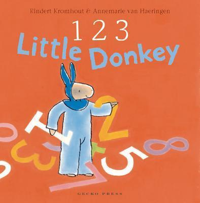 1 2 3 Little Donkey - Rindert Kromhout