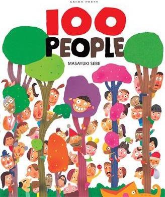 100 People - Masayuki Sebe