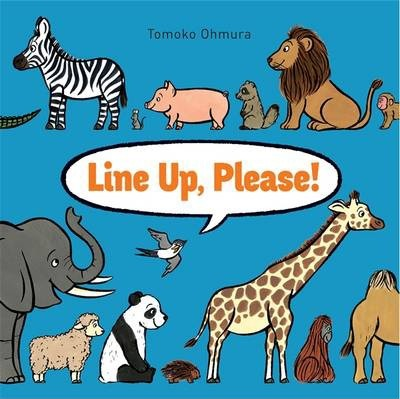 Line Up Please - Tomoko Ohmura