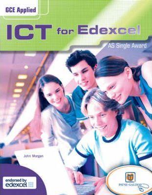 GCE AS Applied ICT (Edexcel) Units 1-3 - J. Morgan