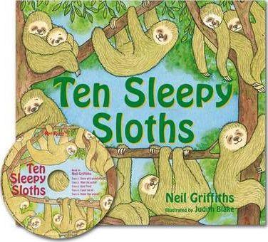 Ten Sleepy Sloths - Neil Griffiths