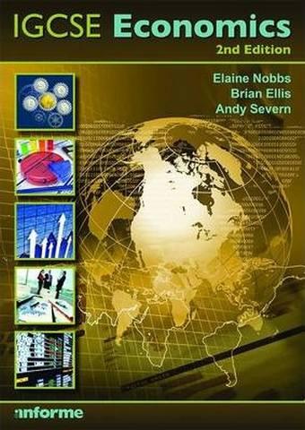 IGCSE Economics - Elaine Nobbs