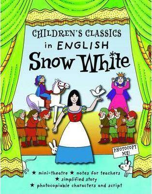 Snow White - Catherine Bruzzone