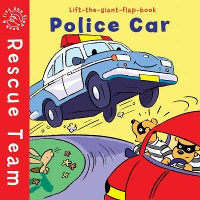 Police Car - Stuart Trotter