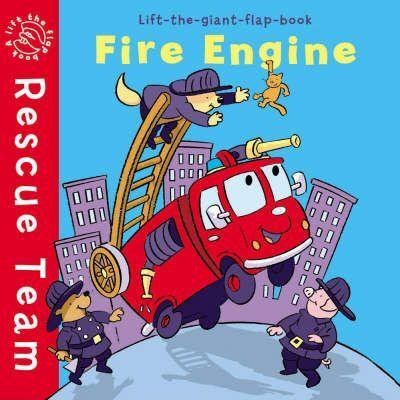Fire Engine - Stuart Trotter