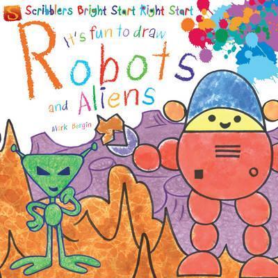 Robots And Aliens - Mark Bergin