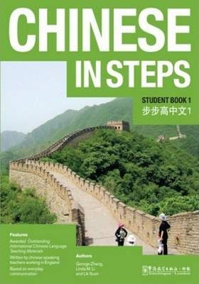 Chinese in Steps vol.1 - Student Book - George X Zhang