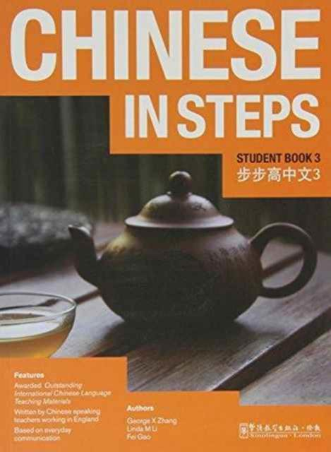Chinese in Steps vol.3 - Student Book - Georges X. Zhang