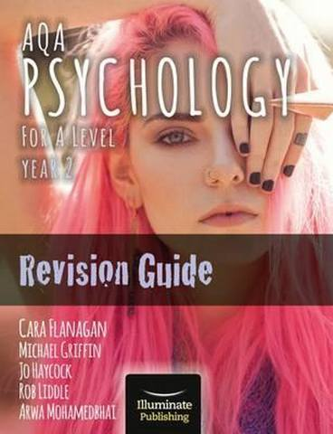 AQA Psychology for A Level Year 2 Revision Guide - Cara Flanagan