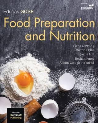 Eduqas GCSE Food Preparation & Nutrition: Student Book - Alison Clough-Halstead